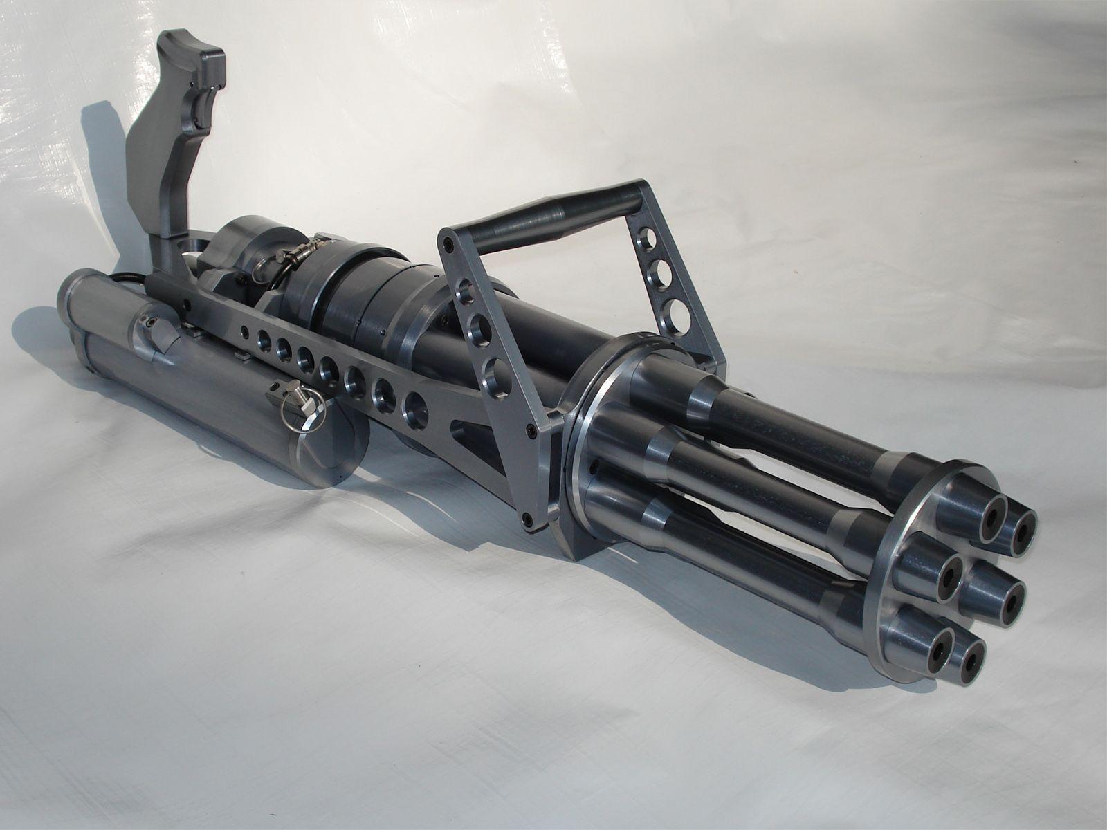 Amazing Machine Gun