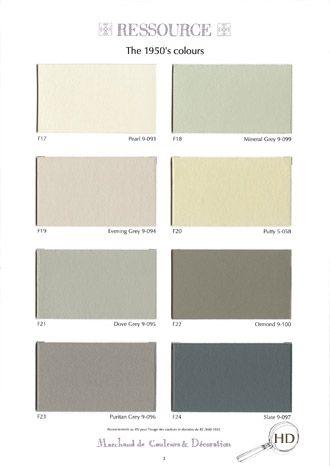 ressource peinture retro pinterest true colors and interiors. Black Bedroom Furniture Sets. Home Design Ideas