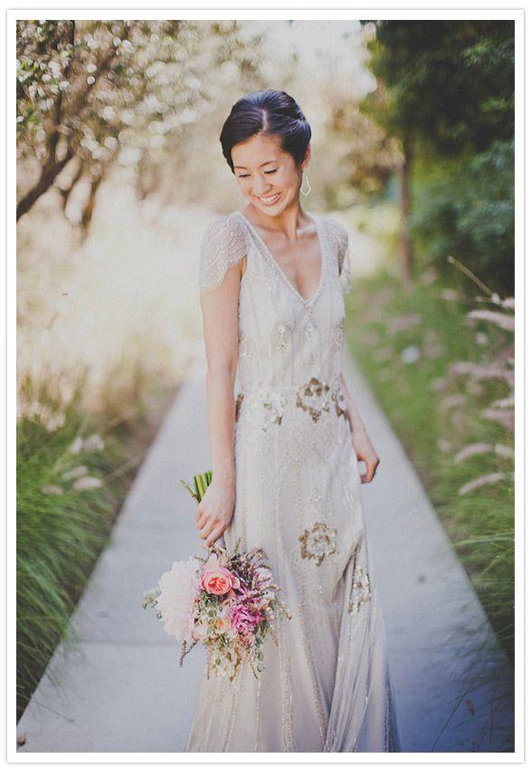 Modern vintage California wedding: Eunice + Dan | Pinterest ...