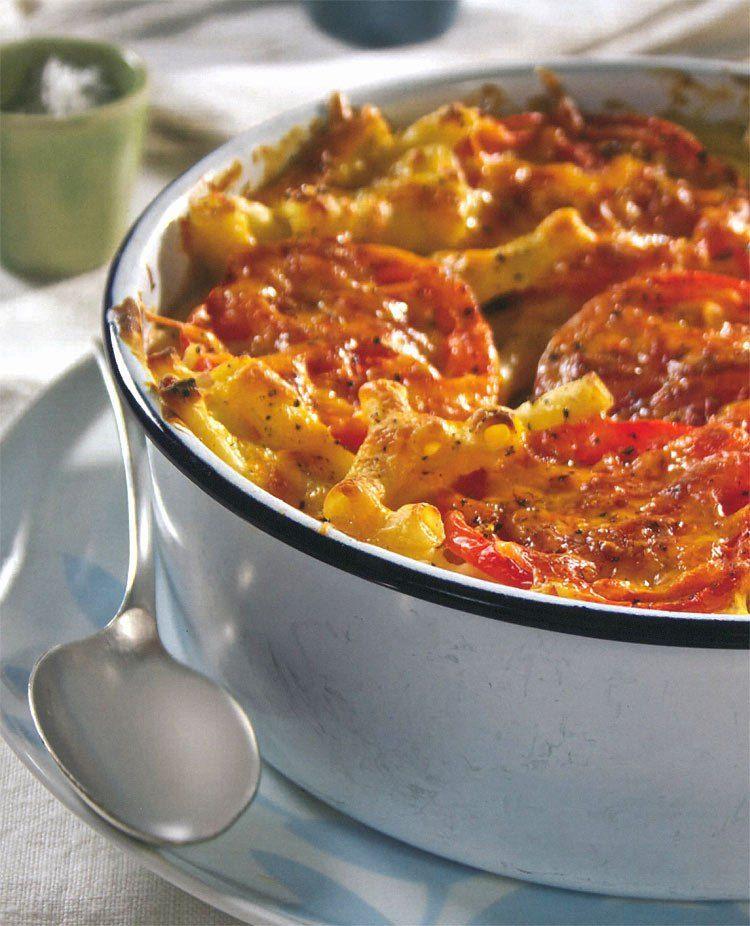Lekker Voelgoed Kos Vir Die Koue Wat Op Pad Is Yummy Pasta Recipes Macaroni Food Recipes