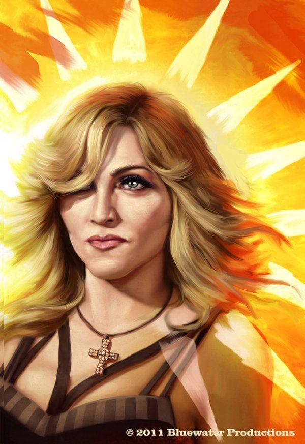 Madonna by ~AnthonyFoti on deviantART