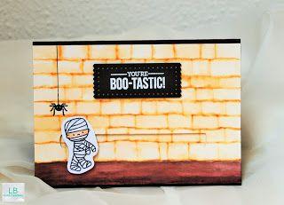Mama Elephant | Bootastic LB Card Creations
