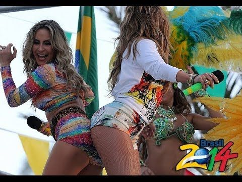 We Are One Fifa World Cup 2014 Official Songs Pitbull And Jennifer L Jennifer Lopez Music Mix World Cup Song