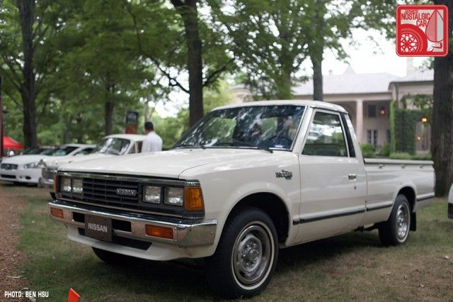 The Most Well Preserved Datsun 720 Pickup Ever Datsun Datsun Pickup Nissan