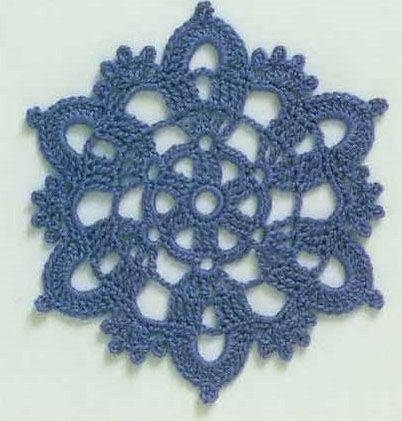 Two Circular Crochet Motifs. More Patterns Like This! | Patronen ...