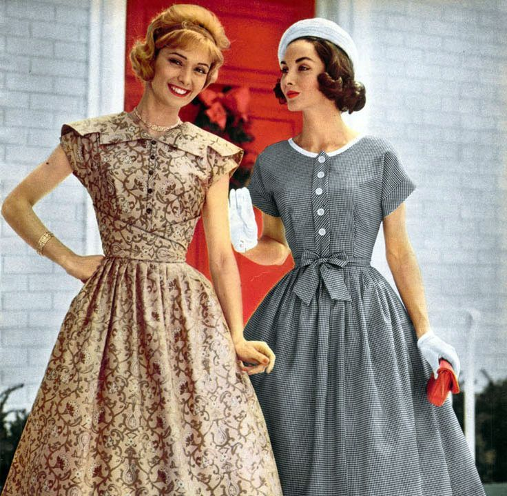1950s fashion for 1950s fashion dresses