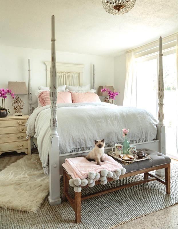 Pin van Elizabeth Demro op Bedroom | Pinterest - Prachtige ...