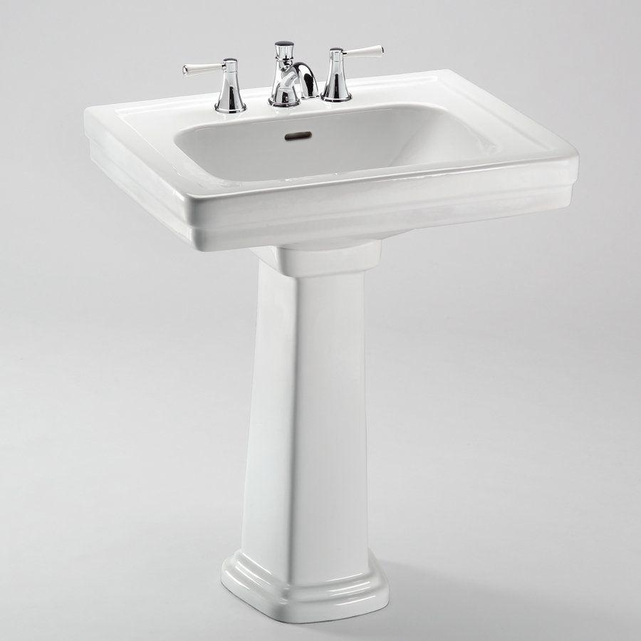 Shop Toto LPT532 Promenade Pedestal Sink at ATG Stores. Browse our ...