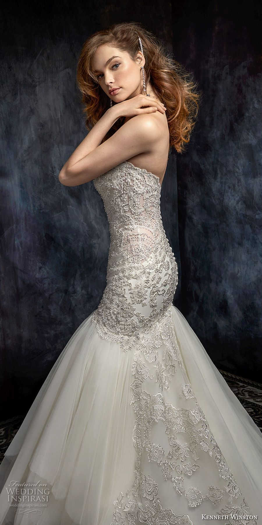 Kenneth Winston Couture Wedding Dresses — Fall 2017 Bridal Collection