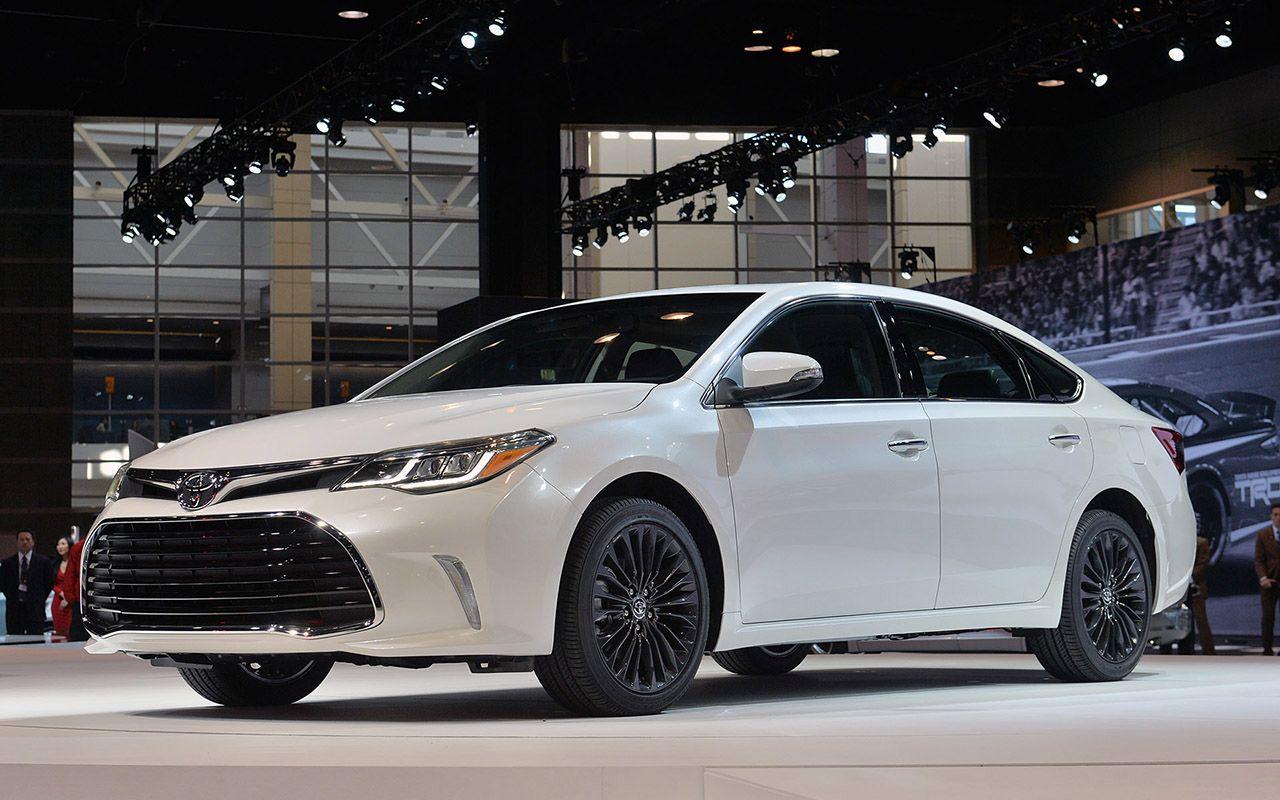 Toyota 2018 toyota avalon rumors release date