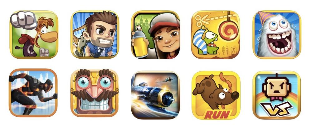 iPhone App Icon Games Iphone apps, App icon, App icon design