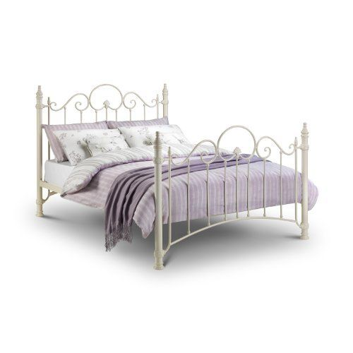 Best 5Ft King Size Metal Bed Frame Wrought Iron Bedstead 400 x 300