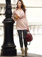 Victoria Secret tunic sweater
