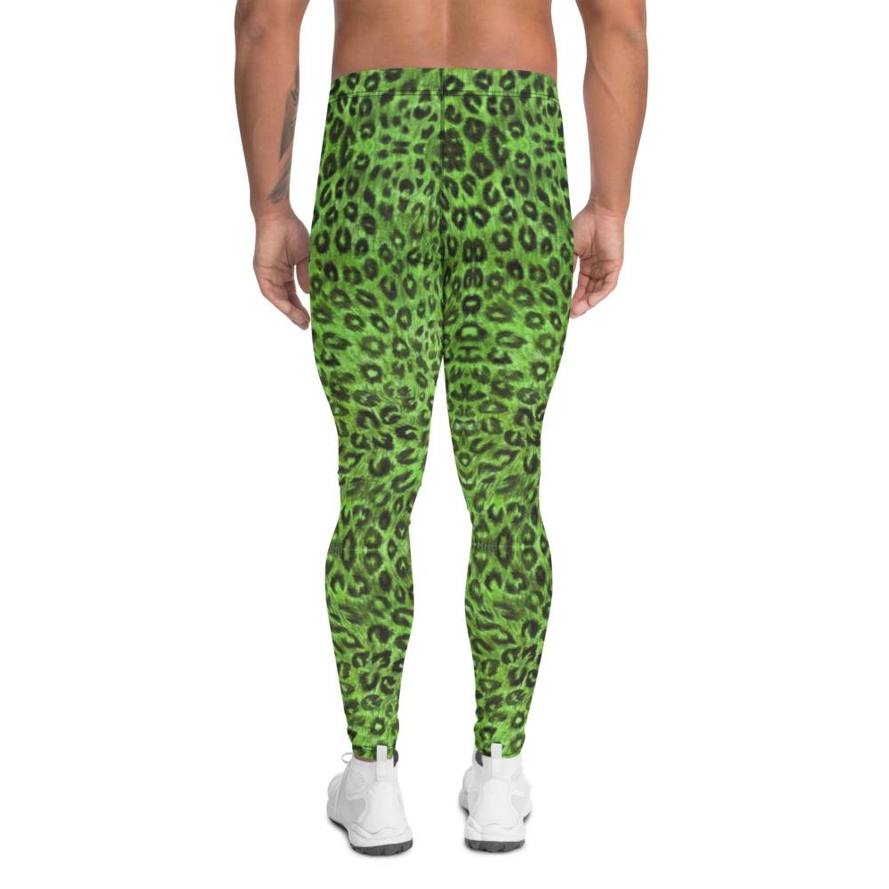 17++ Leopard print yoga pants trends
