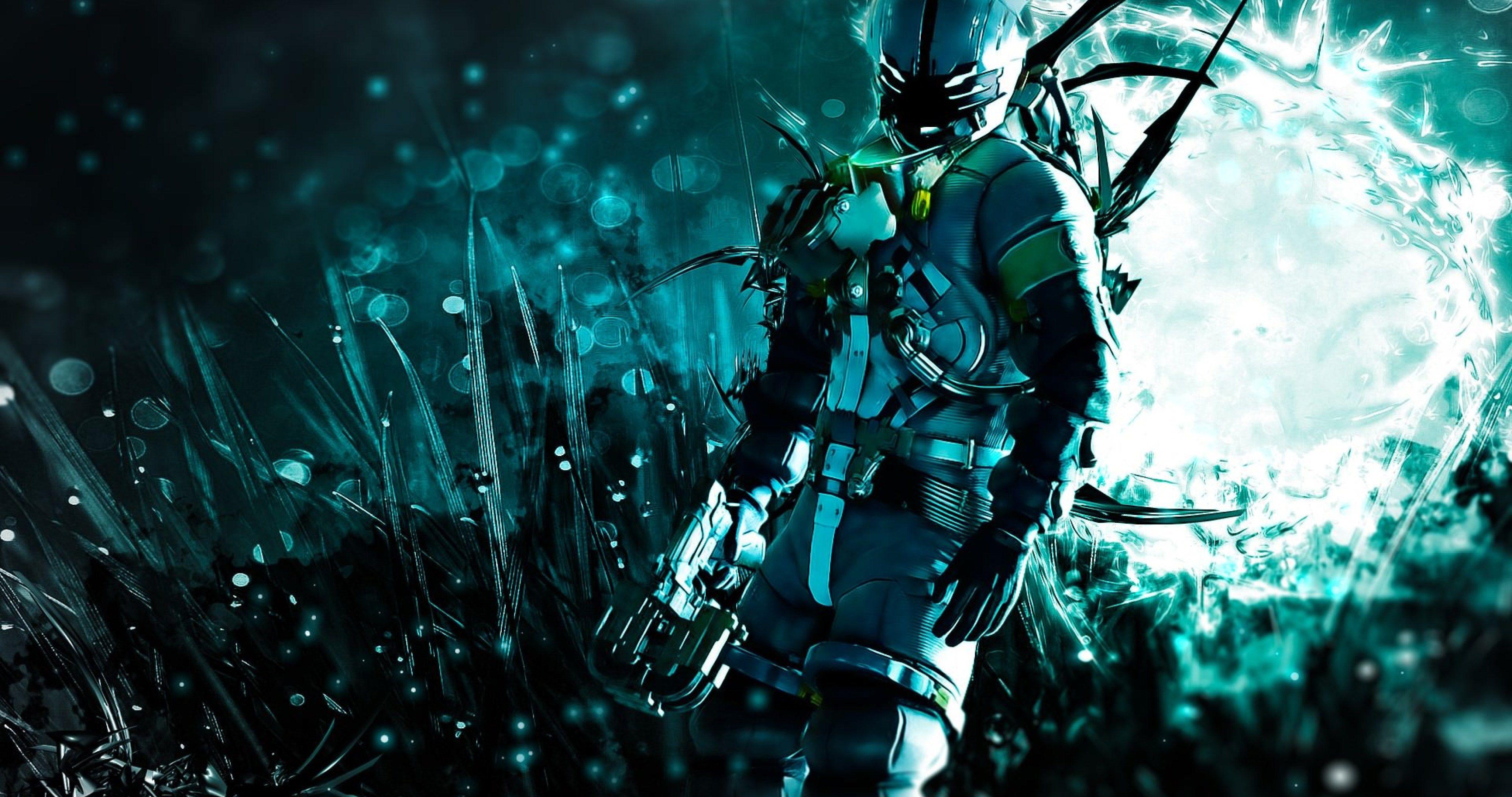 dead space 3 video game 4k ultra hd wallpaper