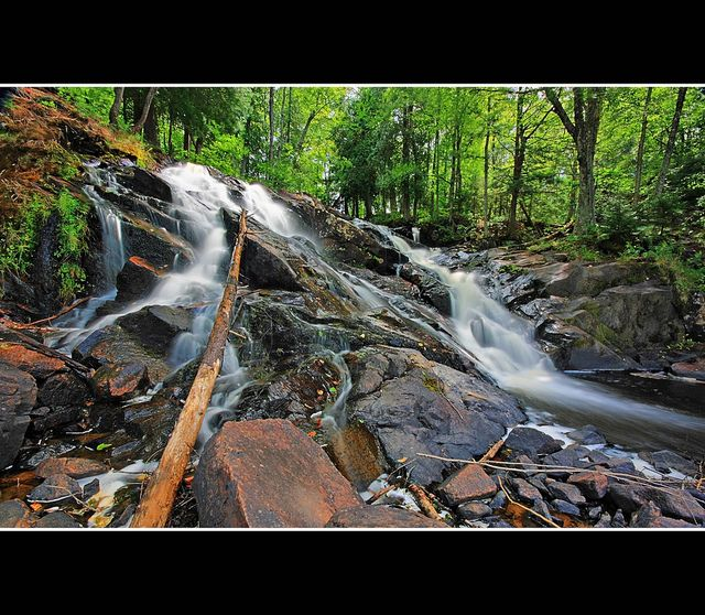 Best Places To Live York Pa: Twin Falls - Grass River