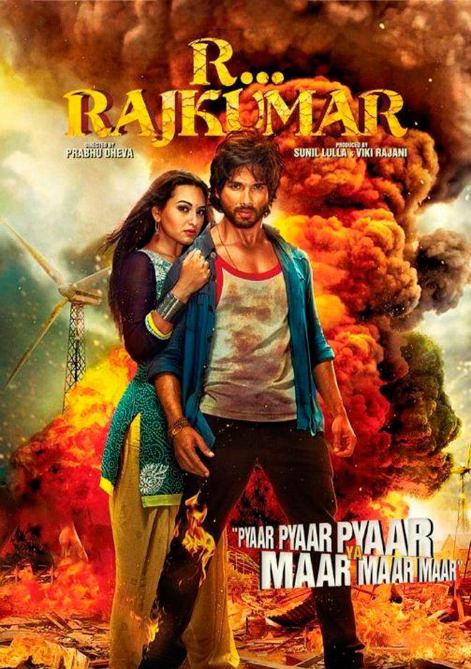R Rajkumar 2013 Completa Online Con Subtitulos Hindi Movies Online Hindi Movies Free Movies Online