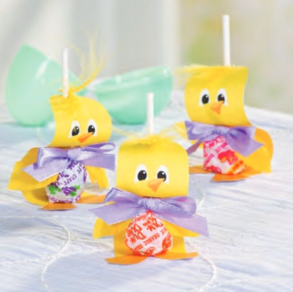 Cute yellow chicks as easter gifts for kids fun for pamma cute yellow chicks as easter gifts for kids negle Choice Image