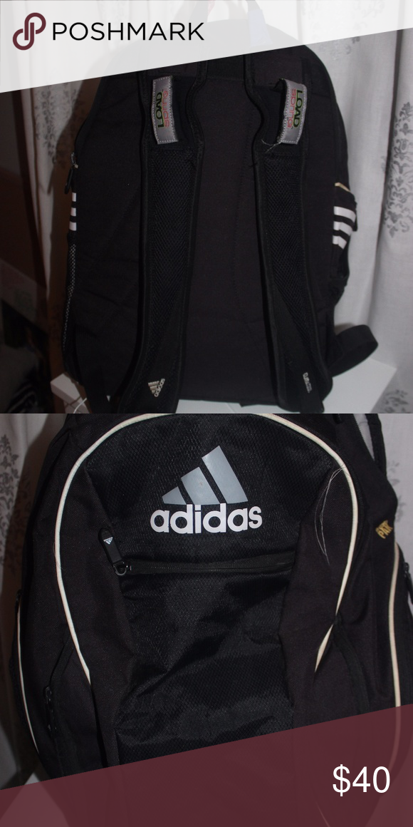 Adidas Soccer Backpack Soccer Backpack for boys or girls. Has designated  section for cleats 28ccaf7ef86b8