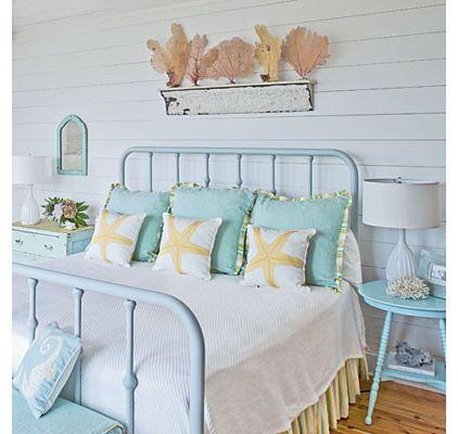 Coastal Pastels - 50 Comfy Cottage Rooms - Photos - CoastalLiving.com