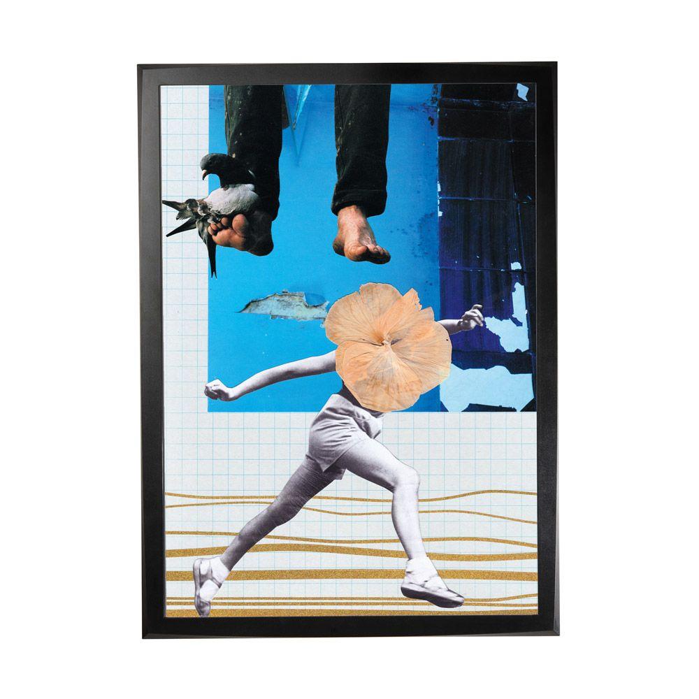 Kunstdruck #2 Collage Poster Plakat Wanddekoration Design DADA ...