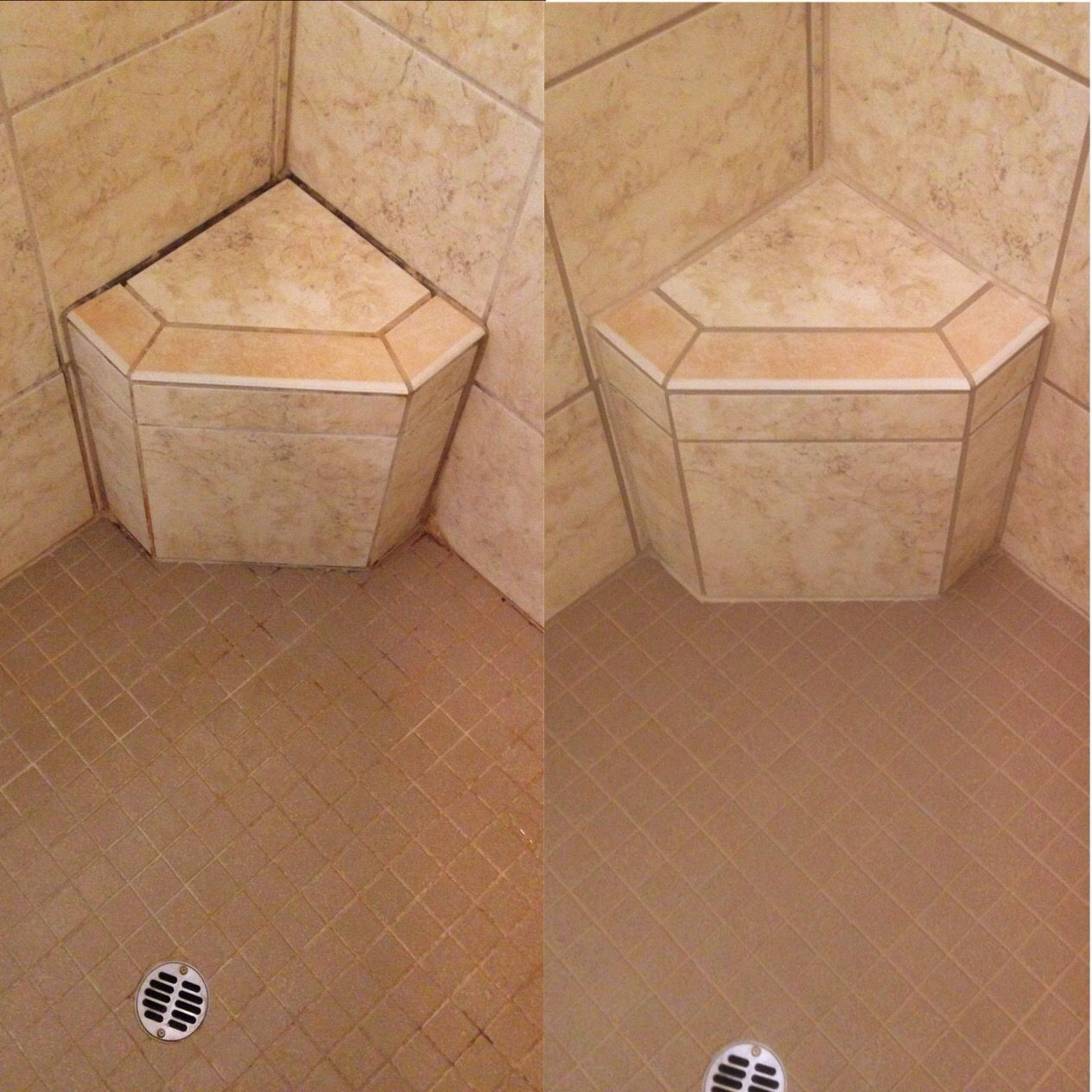 Shower Tile Grout Sealer