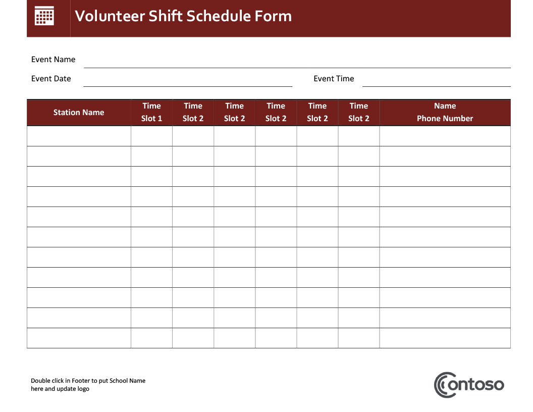 Weekly Agenda Template Excel Scheduling Itinerary Meeting