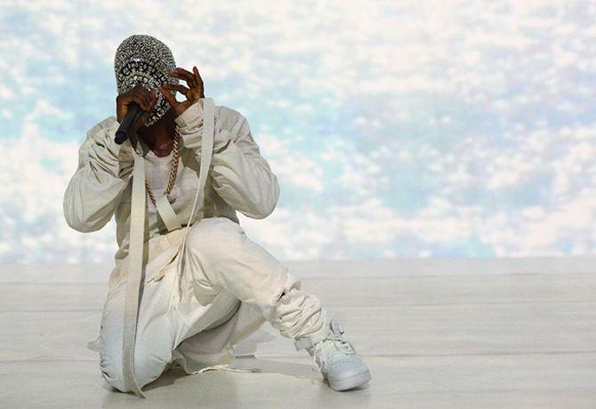 Kanye West pasa de España en su gira europea