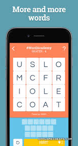 Solutions words app