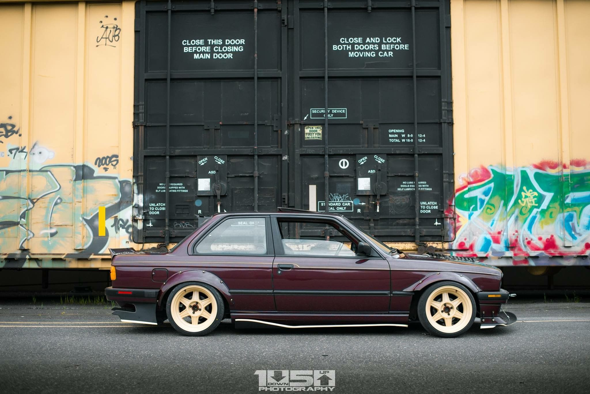 Bmw M3 E30 Modified Stance Slammed Widebody With Images