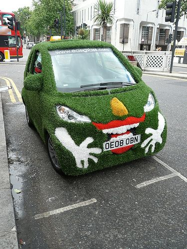 8 Over The Top Funny Smart Car Designs Repinned By Www Edmercer