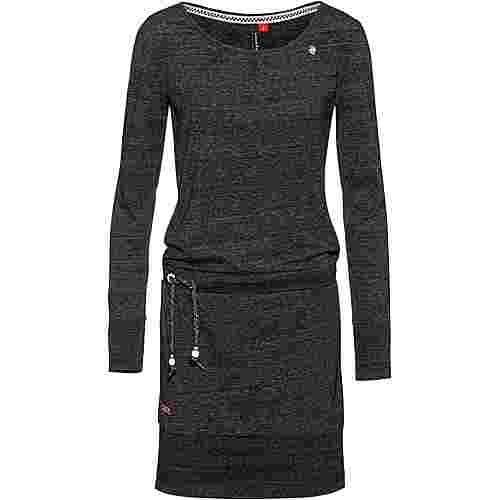 Ragwear Alexa Jerseykleid Damen black im Online Shop von ...