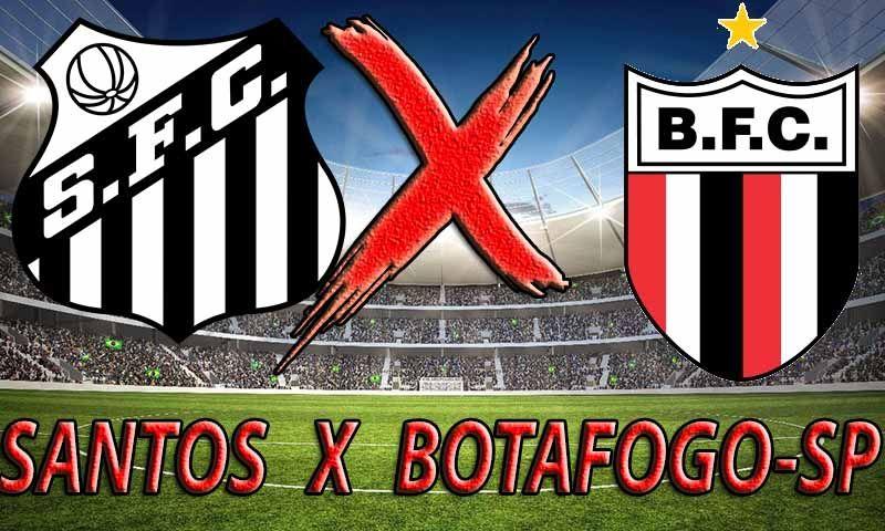 O Santos Encara O Botafogo Sp Em Jogo Ao Vivo Nesta Quarta Feira
