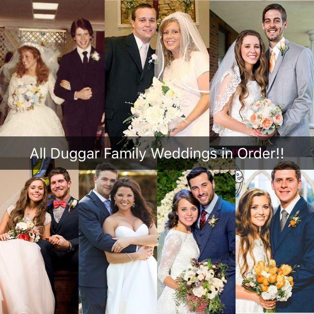 A Duggar Wedding With Tlc Joy Anna Austin Forsyth Jon Courville Photography Duggar Wedding Joy Duggar Wedding Joy Anna Duggar Wedding