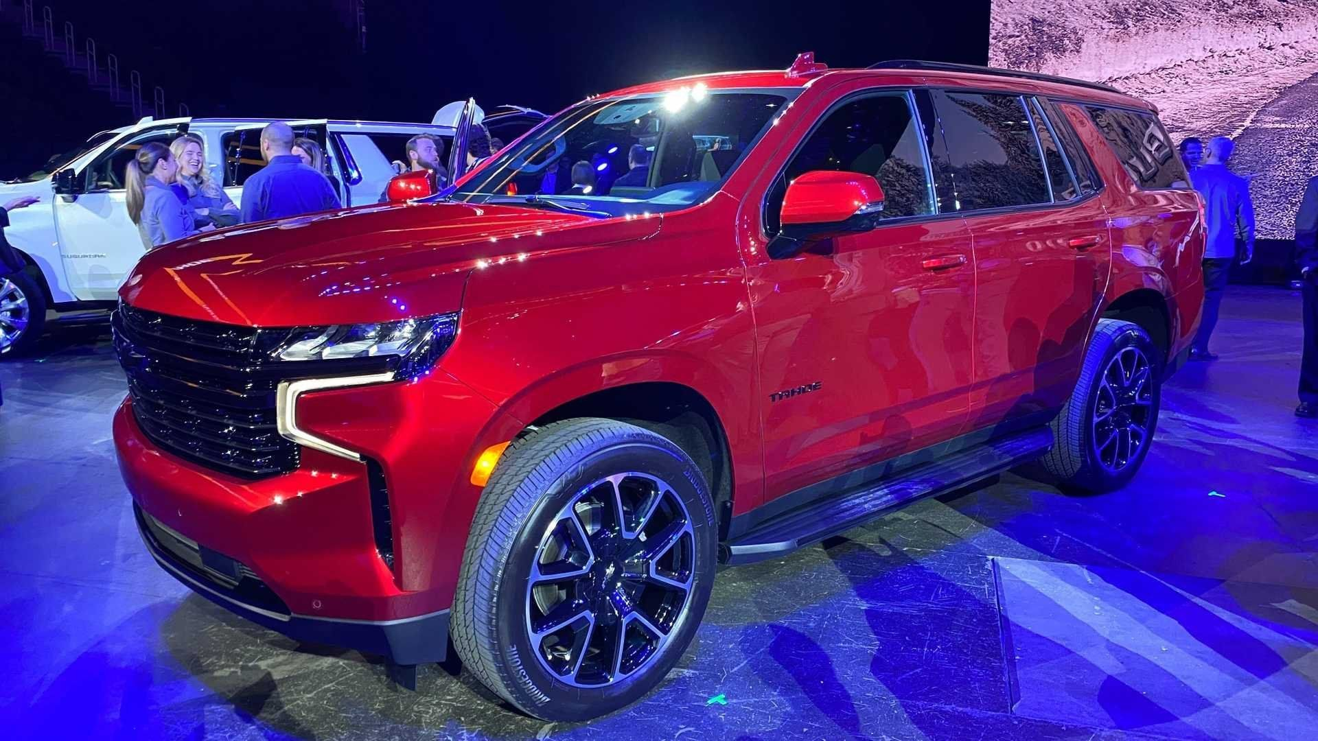2021 Chevy Tahoe Z71 Ss Redesign and Concept