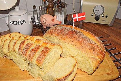 Franskbröd med Maelk (Franskbrot mit Milch) von mama_kocht | Chefkoch