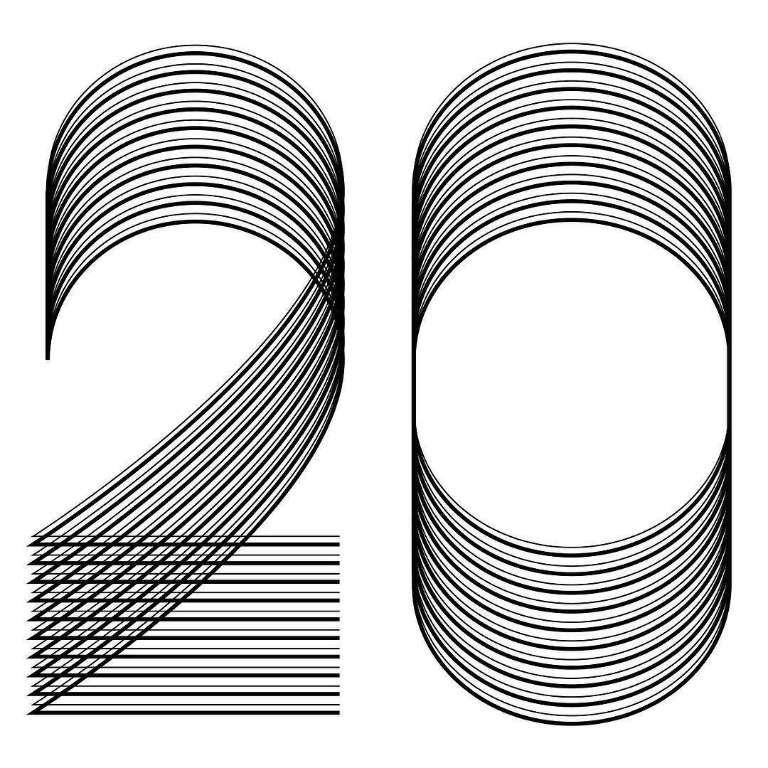 #typographic  #AdventCalendar  #No20 . . . . . . #20  #typo  #typography  #lettering  #type  #goodtype  #thedailytype  #typematters  #typographyinspired  #font  #graphicdesign  #shadow  #lines  #monotone  #blackandwhite  #outlines