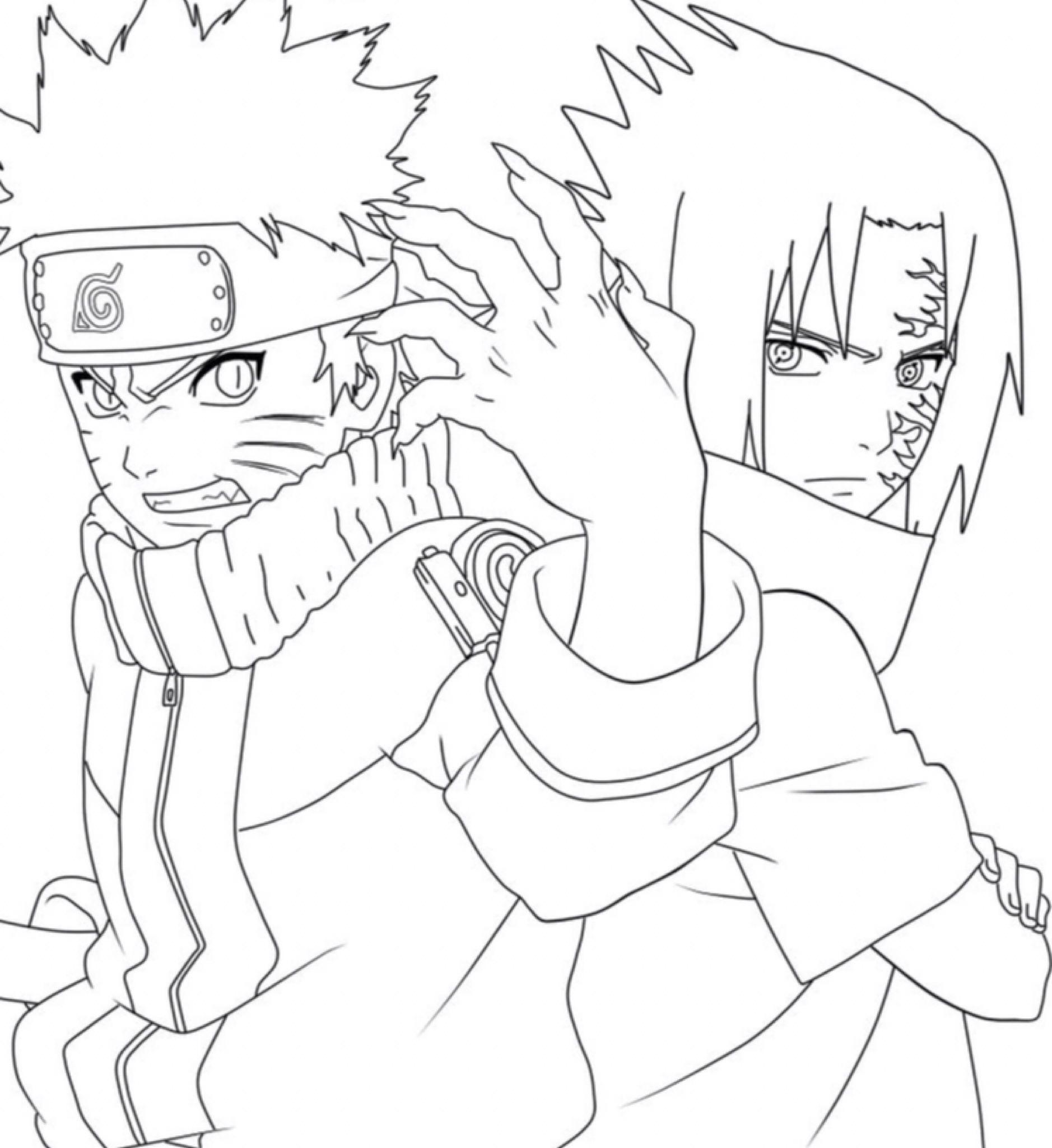 Kid Naruto Kyuubi Mode Kid Sasuke Curse Mark Mode Naruto