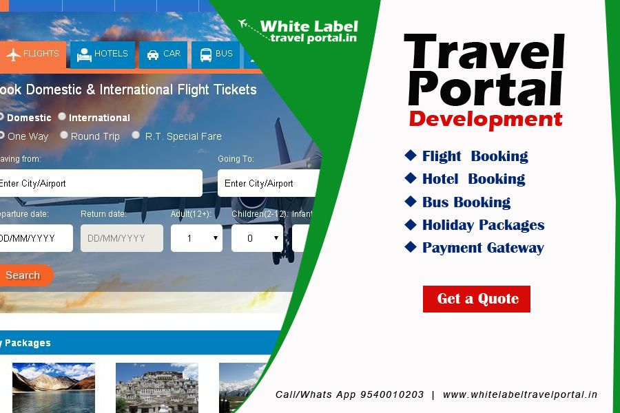 WLTP is one of the best travel portal development company