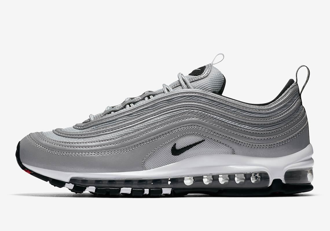 834ecf6794 Nike's Air Max 97 in Reflective Silver for Spring/Summer 2018 - EU Kicks:  Sneaker Magazine