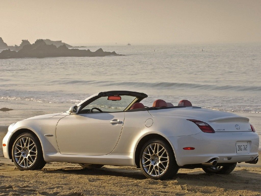 I Love This Gorgeous Hardtop Convertible Lexus Would Make Me Much Better