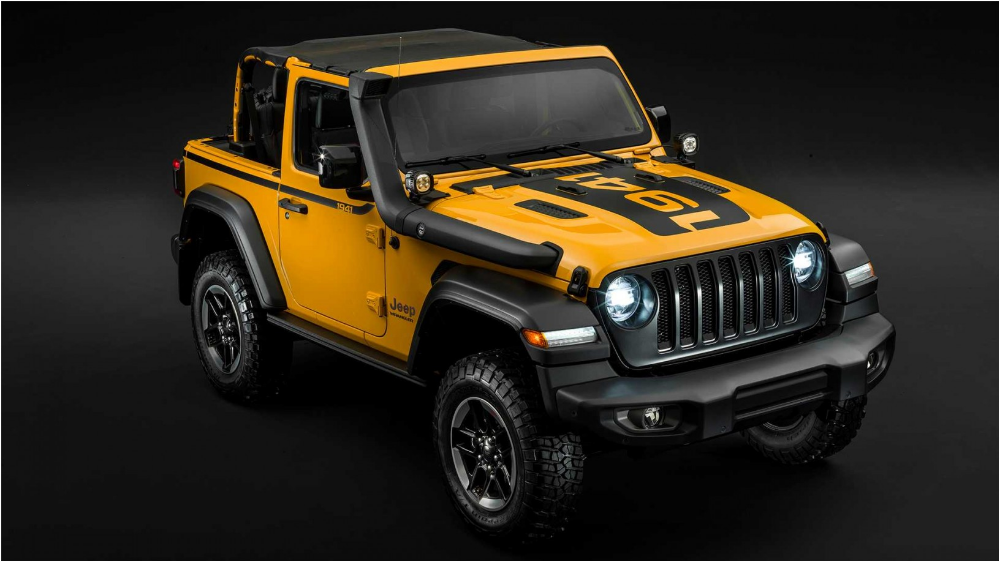 Jeep Rubicon 2020 Price Best Of Jeep Wrangler Rubicon 1941 Edition