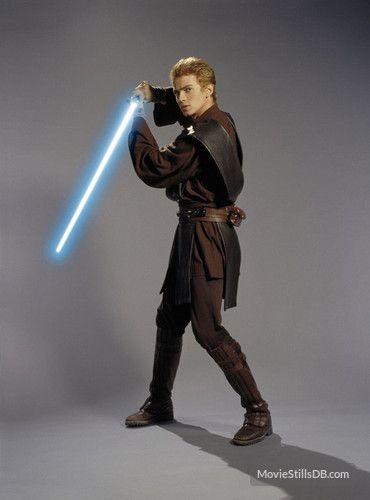 Star Wars Episode Ii Attack Of The Clones Promo Shot Of Hayden Christensen Star Wars Ii Star Wars Episode Ii Star Wars Anakin