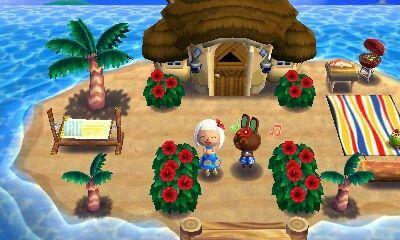 Ou0027Hareu0027s Animal Crossing Happy Home Designer 1