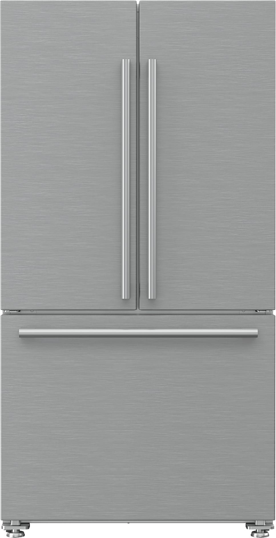 Blomberg brfdss inch counter depth french door refrigerator