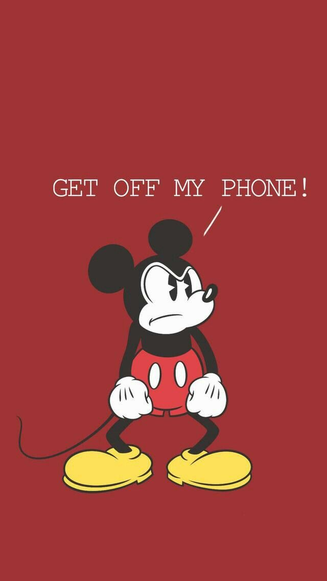 Wallpapers image by Cydney Howard Mickey mouse wallpaper