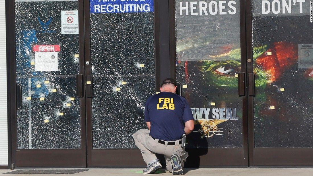 Chattanooga shooting Fifth service member dies CNN