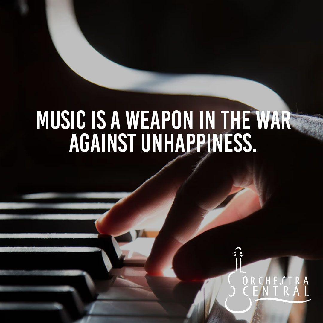Quote About Music Healing