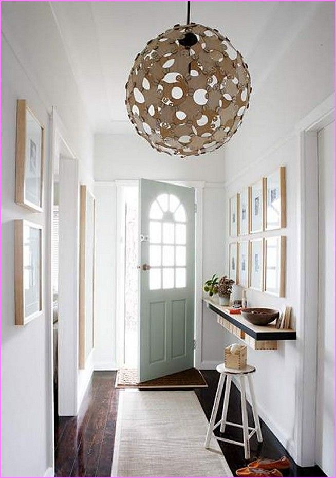Small Foyer Lighting Ideas Small Entryways Small Console Tables