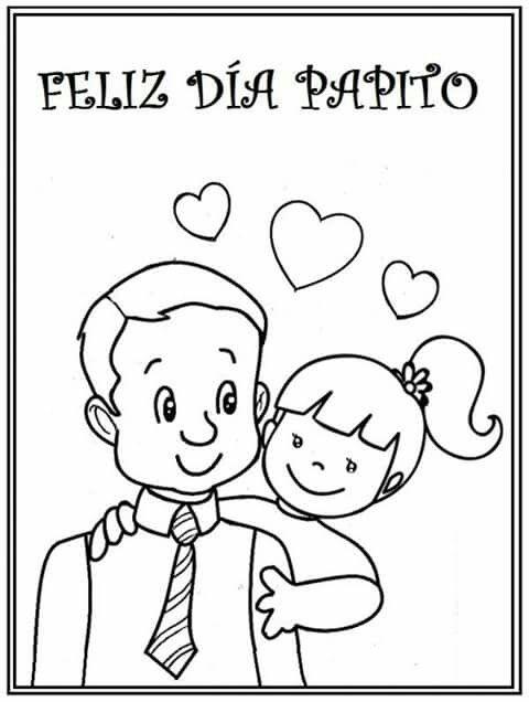 Pin De Geisy Aparicio Em Dia Del Padre Dia Do Pai Ideias Dia Do Pai Dia Dos Pais Para Colorir